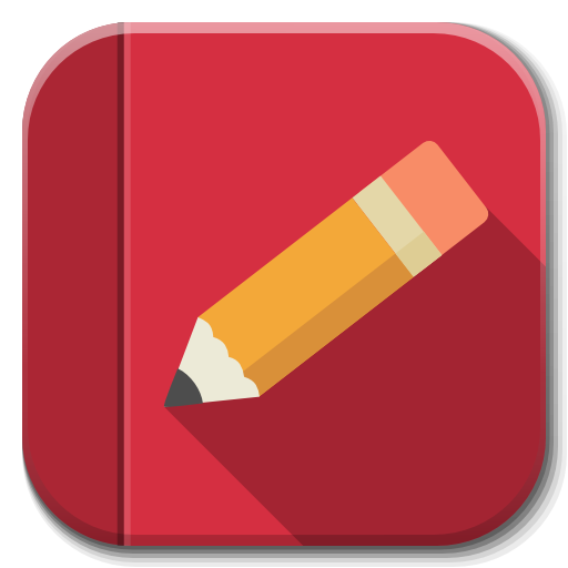 Apps rednotebook Icon