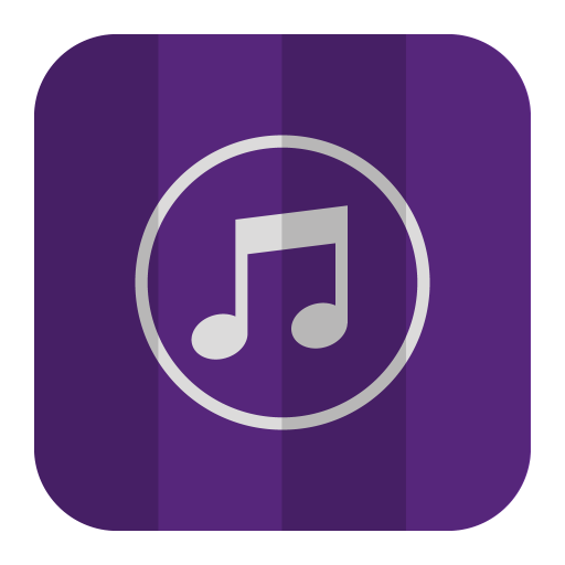 iTunes icon free download as PNG and ICO formats, VeryIcon com