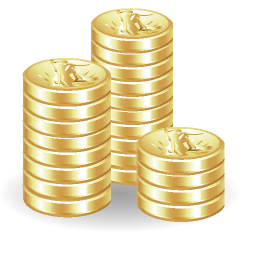 Coins Vector Icons Free Download In Svg Png Format