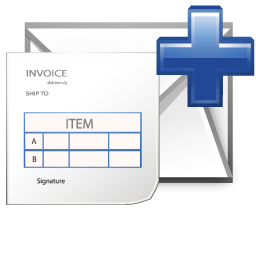 Invoice Icon Free Download As Png And Ico Formats Veryicon Com