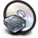 Backup cd Icon