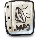 Filetypes Mp3 Icon
