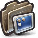 Folders Desktop Icon