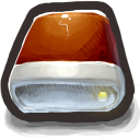 Pissed Drive Icon