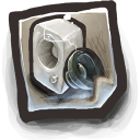 Sound Clipping Icon
