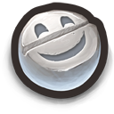 Smiley the pill Icon
