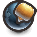 Alternate Bs Chat Program Icon