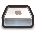 Mac Mini. Bah! this is close enough Icon