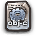 OBJ(ective) C Icon