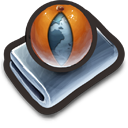 Planet Conceiling Fruits Icon