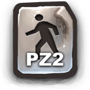 Poser Pose File   .PZ2 Icon