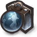 Web Briefcase Icon