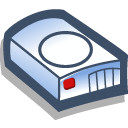 Harddisk internal Icon