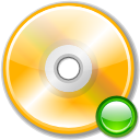 Cdwriter mount Icon