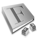 fontbook appicon Icon