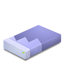 External HD Icon