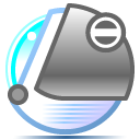 Aquanoid iMac Graphite Icon
