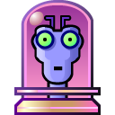 SpaceCon Alien Icon