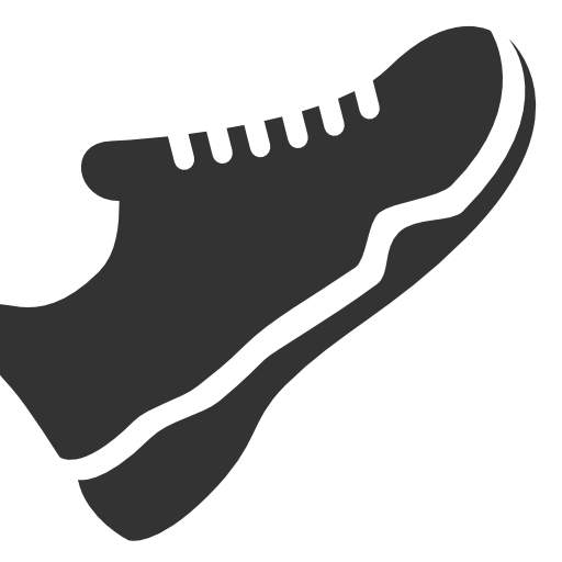 Clothes Trainers Icon