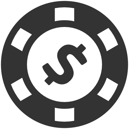 Gamble Chip Icon
