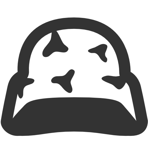 Military Helmet Icon