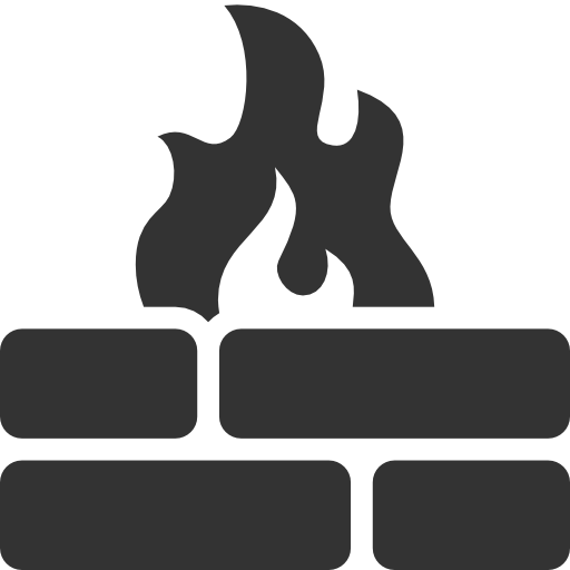 Security Firewall Icon