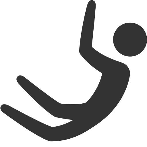 Sport Activities Base jumping Icon
