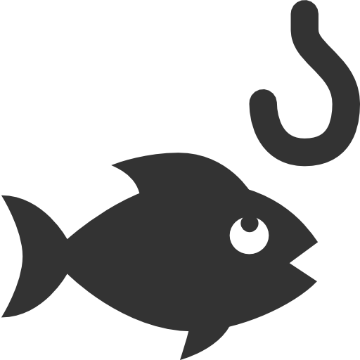 Sport Activities Fishing Icon