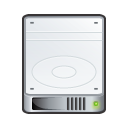 media   internal hdd Icon