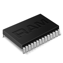 memory chip Icon