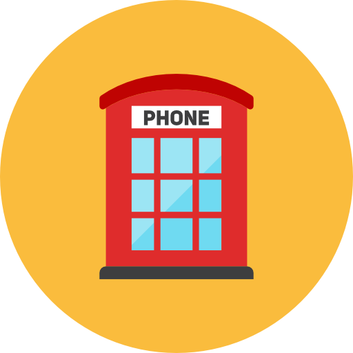 Phone Booth Icon
