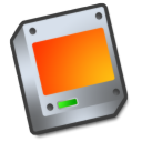 Harddrive removeable Icon
