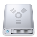Drive   External   FireWire Icon