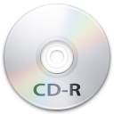 Optical   CD R Icon