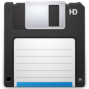 Retro   Floppy Icon