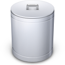 Trash   Empty   alt Icon