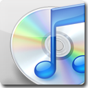 iTunes White Icon