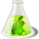 Lime apple Icon