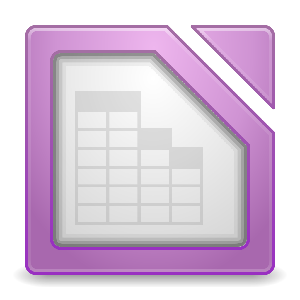 Apps libreoffice base Icon