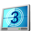 Toolbar Movies Icon