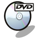 dvd rom Icon