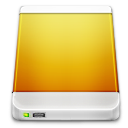 Device Drive External Icon