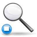 Actions viewmagfit Icon