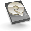 Filesystems hd Icon