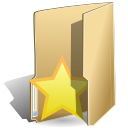 Folder favorites Icon