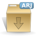 Mimetypes arj Icon