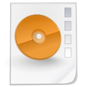 Mimetypes cdr Icon