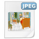 Mimetypes jpeg Icon
