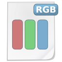 Mimetypes rgb Icon