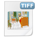 Mimetypes tiff Icon
